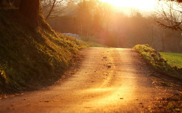 road-sun-light-favim-com-486389
