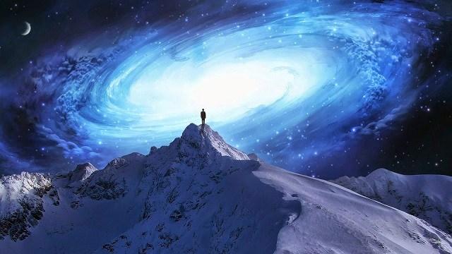 Mountain-Cosmos