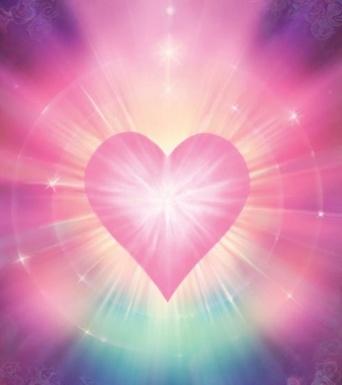 pink-glowing-spiritual-heart